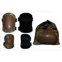 Защита тактическая (наколенники, налокотники) Blackhawk коричневая