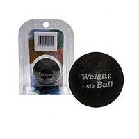 Мяч для метания PS W-026-1LB черный