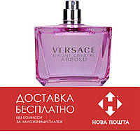 Tester Versace Bright Crystal Absolu Woman 90 ml
