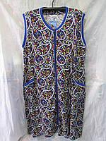 Халаты женские Турция L-5XL 29027