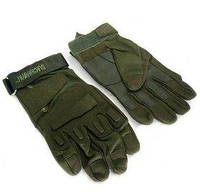 Перчатки тактические Blackhawk BC-4468-G темно-зеленые