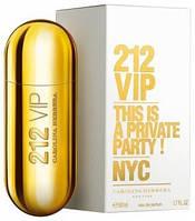 Carolina Herrera 212 VIP парфюмированная вода 80 ml. (Каролина Херрера 212 Вип), фото 1