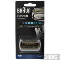 Сетка Braun 92S Series 9 сетки и нож (кассета) серебристый