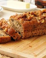 Banana Nut Bread (Банановый хлеб с орехами)