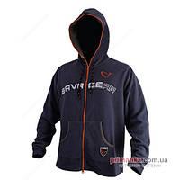 Savage Gear Куртка флисовая Savage Gear Fleece Hoodie Jacket SG45202, L