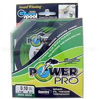 Шнур PowerPro Moss Green 135m d=0,32