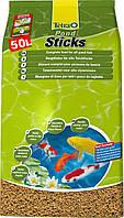 Корм для прудовых рыб Tetra Pond Sticks, 50л 241602
