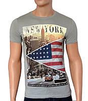Оригинальная футболка New York - №2682