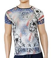Мужская турецкая футболка - №2685