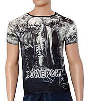 Оригинальные футболки Comepony - №2686