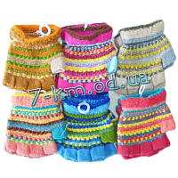 Перчатки для мал/дев ZinA33 акрил 12 шт (0-1 год)