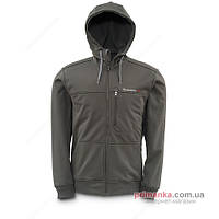 Simms Куртка Simms Rogue Fleece Hoody Coal XL SI CRGFH06450