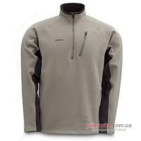 Simms Блуза Simms Guide Fleece Top - Sterling/Coal XXL SI LGT1105560 XXL