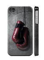 """Пластиковый чехол """"iDAY"""" Бокс для iPhone 4/4S"""