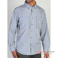 Exofficio Рубашка Exofficio M Air Strip Micro Plaid, S, Voltage