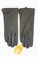 Женские кожаные перчатки КРОЛИК Маленькие