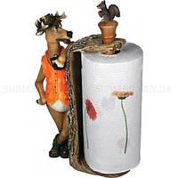 Бобина для бумаги Riversedge Cute Deer PT Holder для бумажных полотенец