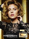 Dolce & Gabbana The One Lace Edition парфюмированная вода 75 ml. (Дольче Габбана Зе Уан Лейс Эдишн), фото 3