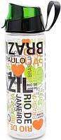 Бутылка спортивная Herevin Brazil 750мл с петлей для переноса