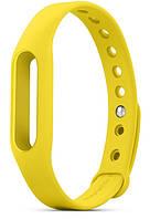 Ремешок Xiaomi Mi Band wrist strap Yellow