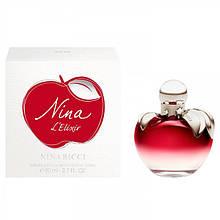Nina Ricci L'Elixir парфюмированная вода 80 ml. (Нина Ричи Л`Эликсир)
