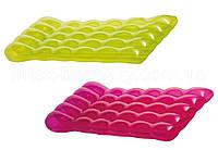 Пляжный надувной матрас для плавания Intex 191х81  (58876)