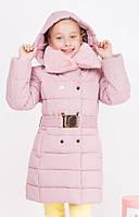 Зимнее пальто  для девочки zkd-2(122-152р).