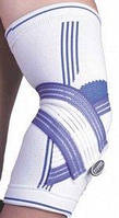 Суппорт локтя Power System Elbow Support Pro White/Blue - L-XL