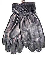 """Мужские кожаные перчатки (11-13) """"Madrid"""" купить оптом со склада на 7 км LZ-1428"""