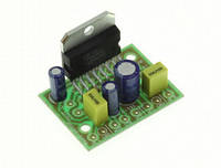 Радиоконструктор УНЧ 2х 15Вт на TDA7297 K191