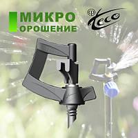 Микроспринклер Orbita  2,0 мм, 6,9-8,6 м, 179 л/ч, 2 бар, 0,5м, 4мм