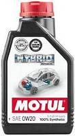 Моторное масло 0W-20 (1л.)MOTUL Hybrid