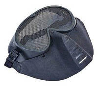 Маска защитная для страйкбола Strike TY-5550 черная