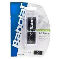 Намотка для теннисной ракетки Babolat Soft Touch Grip черная 1 шт