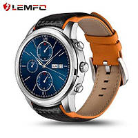 Умные часы Smart watch LEMFO LEM5/SMART WATCH Android 5.1 3G 1gb\8gb Orange+black