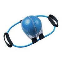 Эспандер для аквафитнеса Beco ExerBall 96030 голубой