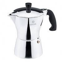 Гейзерная кофеварка Vinzer 3 чашки 89388
