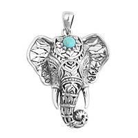 Подвеска на шею Слон индийский