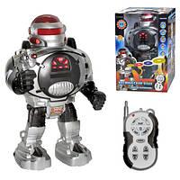 Детская игрушка Робот,стреляющий дисками  M 0465 U/R на радиоуправлении
