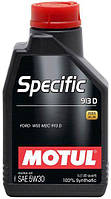 Моторное масло 5W-30 (1л.)MOTUL SPECIFIC 913D