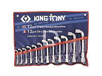 Набор ключей Г-образный 12шт. 8-24 мм KING TONY