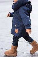 Тренды в моде детской одежды на осень-зиму 2017-2018 года: зима близко!