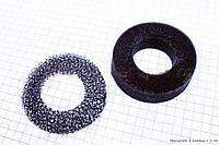 Фільтр повітряний - елемент (поролон круглий) 177F/188F