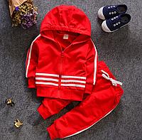 Стильний спортивний костюм для маленьких хлопчиків