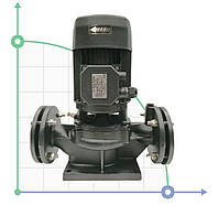 Насос центробежный циркуляционный  для водоснабжения,систем  отопления JL-65Т