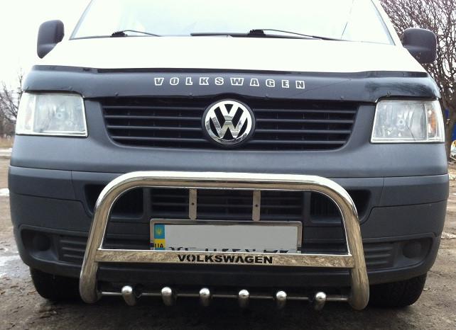 Захисна дуга, кенгурятник VW Transporter T5