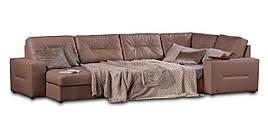 Модульний кутовий диван Каліфорнія