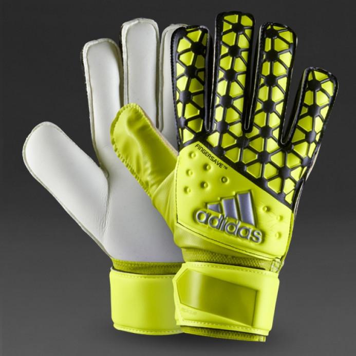 Вратарские перчатки Adidas Ace Fingersave Junior Gloves