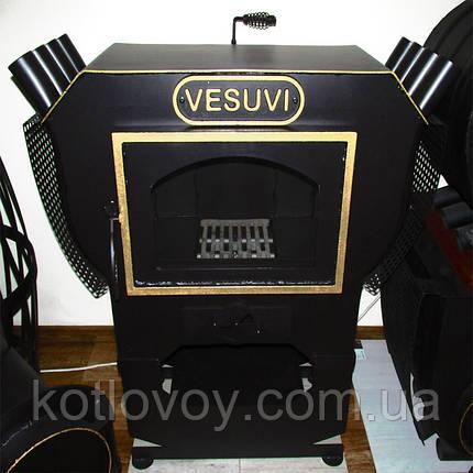 Камин-булерьян VESUVI (Везувий) , фото 2
