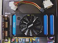 АКЦИЯ!!! Видеокарта MSI NVIDIA GeForce GTX 650 1GB DDR5 N650-1GD5/OC